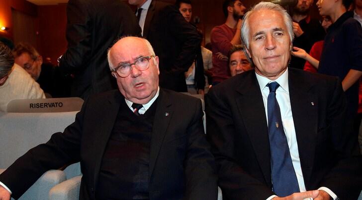 Figc, Carlo Tavecchio si è dimesso. Malagò: «Mercoledì il commissariamento»