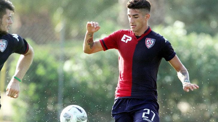 Lecce, arriva il centrocampista Deiola dal Cagliari