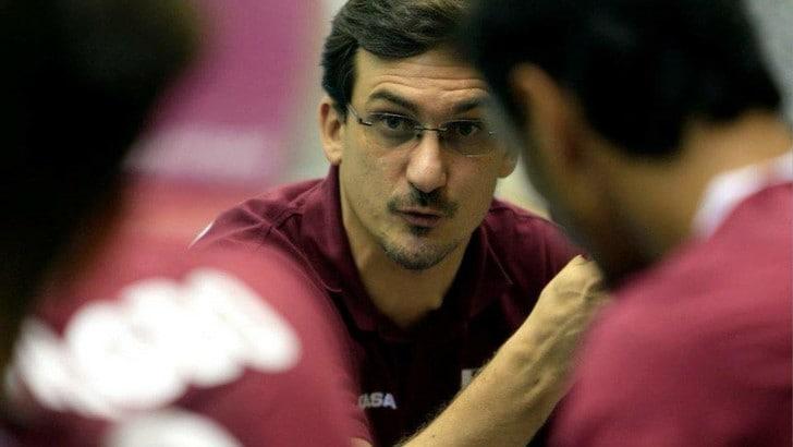 Volley: A2 Maschile, Cichello al posto di Bagnoli sulla panchina di Siena