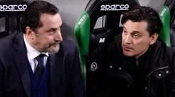 Milan, Montella: «Mirabelli arrabbiato? E chi non lo era dopo il Napoli?»