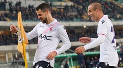 Serie A, Verona-Bologna 2-3: Okwonkwo e Donsah firmano tre punti pesanti