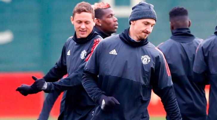 «Manchester United, è allarme Ibrahimovic: rischia nuovo ko»