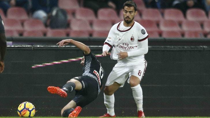 Serie A Milan, Suso vicino al recupero per il Torino