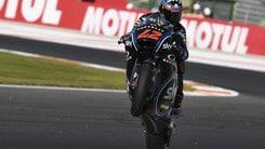 Moto2: Bagnaia vola nei test di Valencia