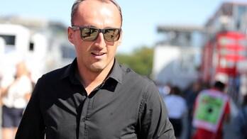 F1, Kubica: «Ho il privilegio di tornare dopo tanti anni»