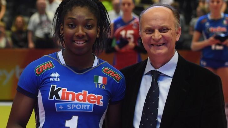 Volley: A2 Femminile, per Enweonwu lesione al crociato del ginocchio sinistro