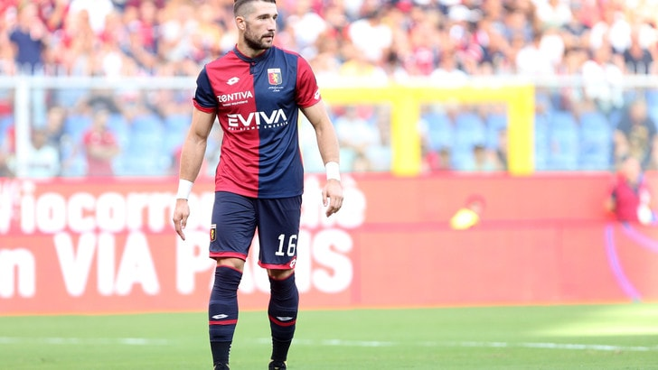Serie A Genoa, lesione per Galabinov: niente Roma