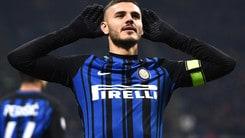 «Inter, il Real Madrid si muove per Icardi»