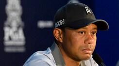 Golf, alle Bahamas il rientro di Woods «è ormai guarito»