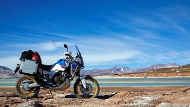 Africa Twin Adventure Sports, pronta a tutto