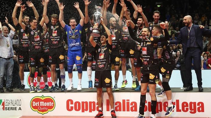 Volley: sarà Bari ad ospitare la Final Four di Coppa Italia
