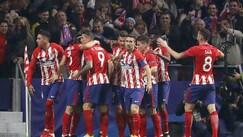 Atletico Madrid-Roma 2-0: Simeone schiaccia Di Francesco