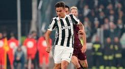 Juventus, Dybala: «Difendiamo bene, ma dobbiamo migliorare nel gioco»