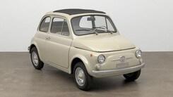 Fiat 500 al MoMA come opera d'arte: è suo il Corporate Art Awards 2017