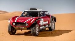 Dakar 2018: Mini sfida Peugeot con la nuova JCW Buggy