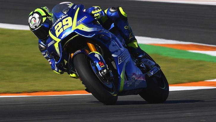 MotoGp, Iannone vola a Jerez: «Bene così, ma dobbiamo migliorare»