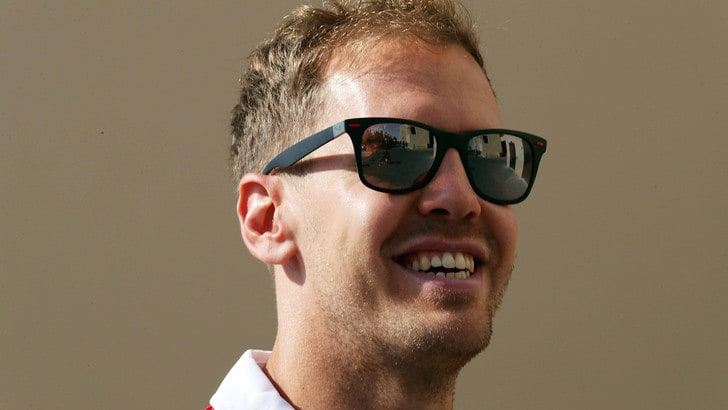F1, Vettel: «Grandi progressi nel 2017, ci è mancato l'affondo»