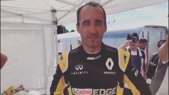 F1, Williams: Kubica in pista per i test di Abu Dhabi