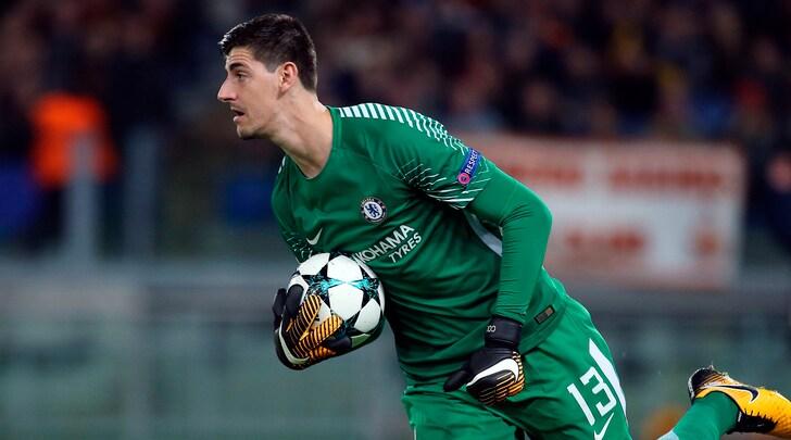 Chelsea, in stallo la trattativa con Courtois: «Juventus alla finestra»