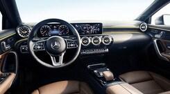 Mercedes-Benz Classe A: svelato il nuovo abitacolo