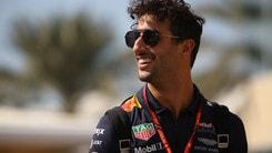 F1, Ricciardo: «Obiettivo titolo nel 2018»