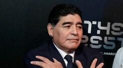 Carmen Di Pietro: «Io nella vasca con Maradona»
