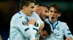 Europa League, Everton-Atalanta 1-5: un pokerissimo che vale il passaggio del turno