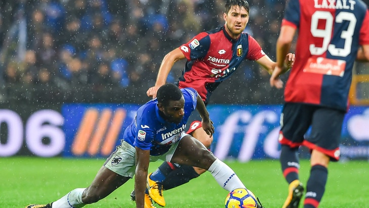 Serie A Genoa, Zukanovic: «Possiamo fare male alla Roma»