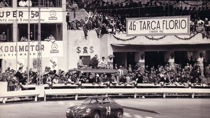 Targa Florio, la classica siciliana alla conquista dell'Australia