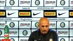 """Spalletti: """"Napoli e Juve? Gap chiuso, ma attenzione.."""""""