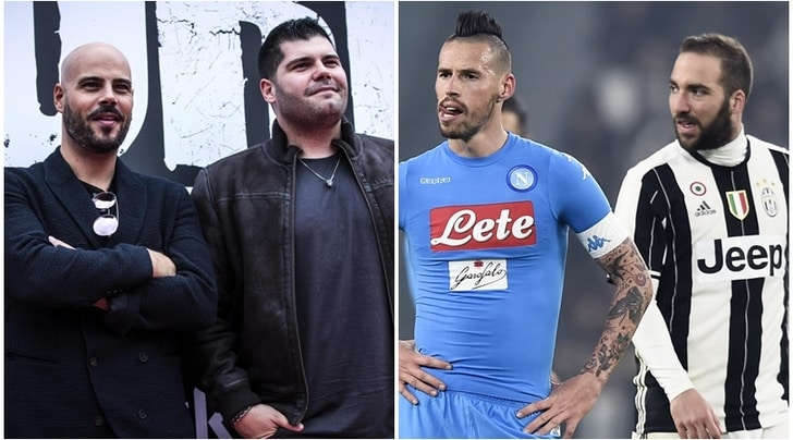 Napoli-Juventus o Gomorra? Il dilemma dei tifosi: «Spostate la serie»
