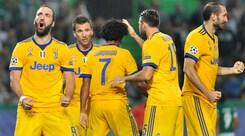Juventus, gialloblù in soffitta: in arrivo la nuova seconda maglia