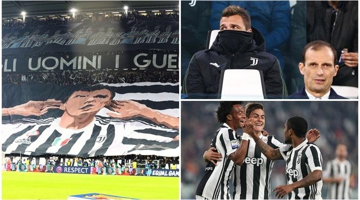 """Mandzukic non è più inamovibile: Allegri testa """"nuove"""" Juventus"""