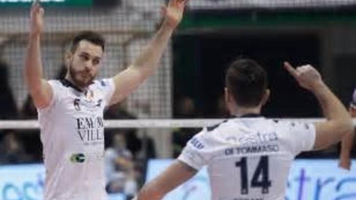 Volley: A2 Maschile, la Materdomini.it si rinforza con Cesare Gradi