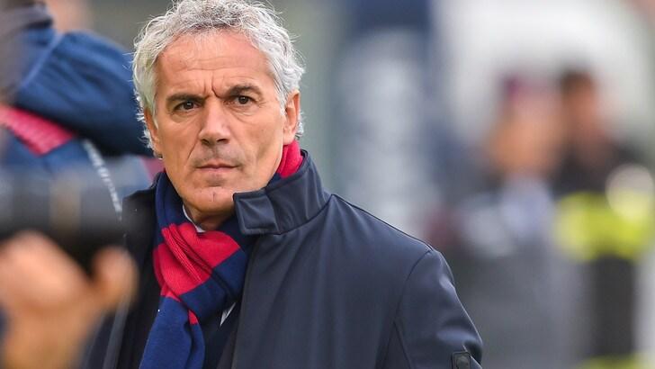 Serie A Bologna, Donadoni: «La classifica sorride, non molliamo»