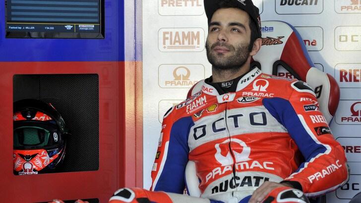 MotoGp Octo Pramac, Petrucci: «Una stagione emozionante»