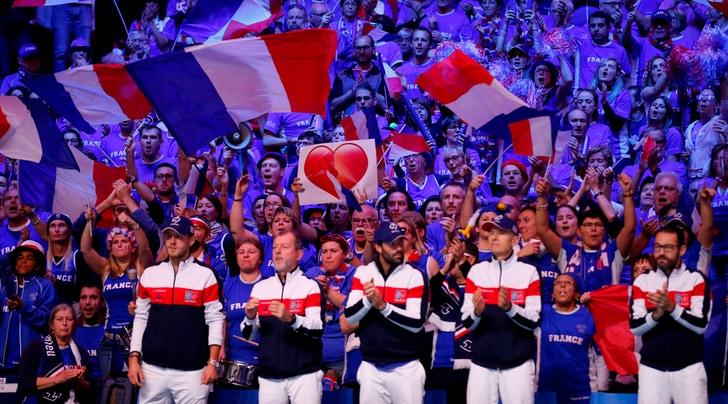 Coppa Davis, dopo 16 anni l'insalatiera torna in Francia