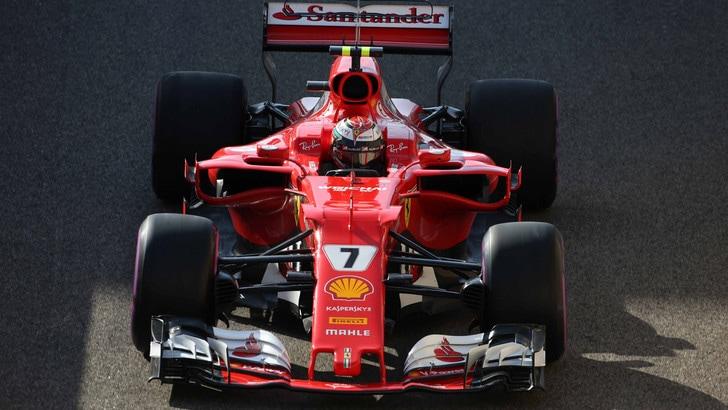 F1 Ferrari, Raikkonen: «L'anno prossimo sarà diverso»