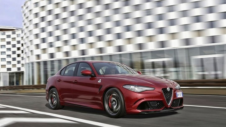 Alfa Giulia conquista gli americani: è Car of the Year 2018