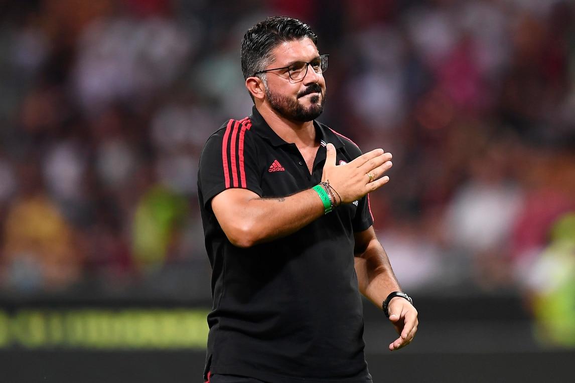 Gattuso: «Milan, col Benevento una finale ma non basta la grinta»