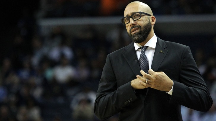 NBA, i Grizzlies licenziano coach Fizdale