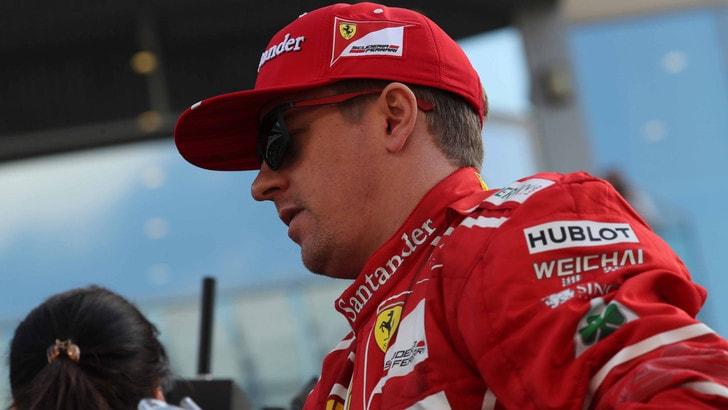F1, Raikkonen: «Gomme nuove? DIfficile dare giudizi»