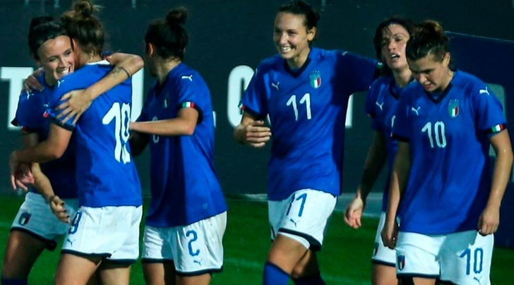 Qualificazioni Mondiali, l'Italia s'impone in Portogallo 1-0: Sabatino-gol