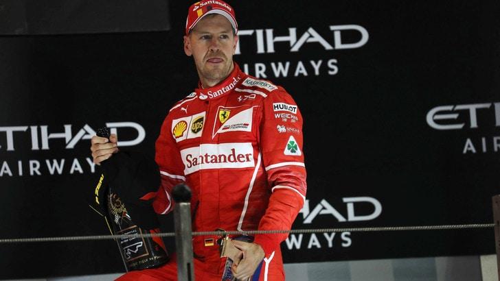 F1, Vettel: «Halo? È solo questione di abitudine»