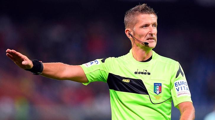 Arbitri Serie A: Napoli-Juventus a Orsato, Torino-Atalanta a Tagliavento