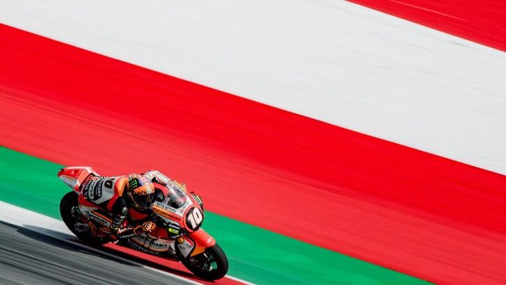 Moto2: il Forward Racing Team con Suter dalla prossima stagione