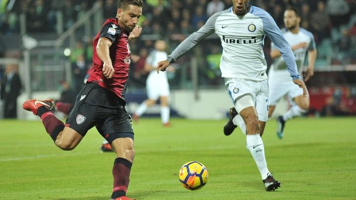 Serie A Cagliari, poker nel test: a segno Pavoletti
