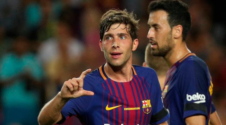 Dalla Spagna: «Barça cerca di blindare Sergi Roberto. Juve alla finestra»