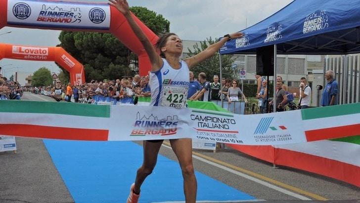 Anche la campionessa italiana Fatna Maraoui domenica alla Best Woman