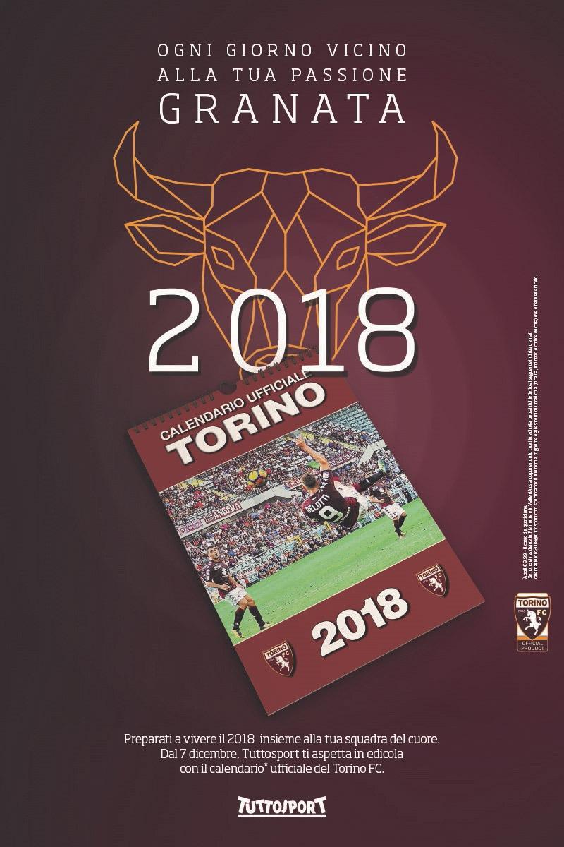 Calendario Torino FC